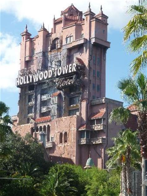 tower of terror, hollywood studios picture of walt