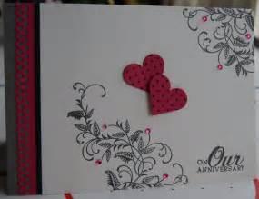 causeway crafts an anniversary card