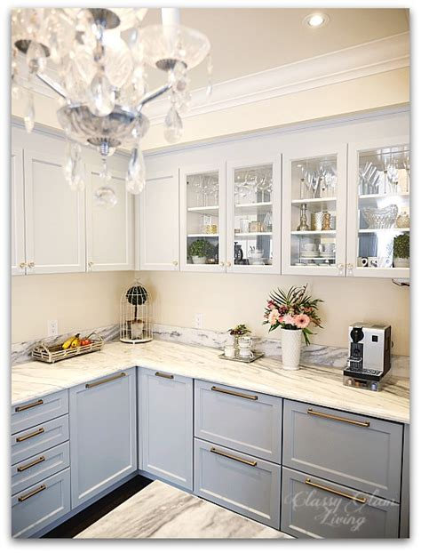 Luxe Kitchen by Mirrors The Luxe Factor In A Kitchen Glam Living