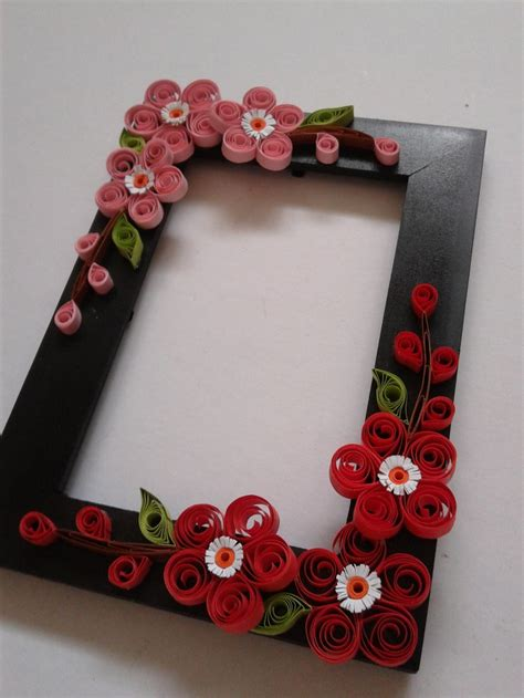Quilling Paper Craft Ideas - paper quilling birthday gift idea craft community