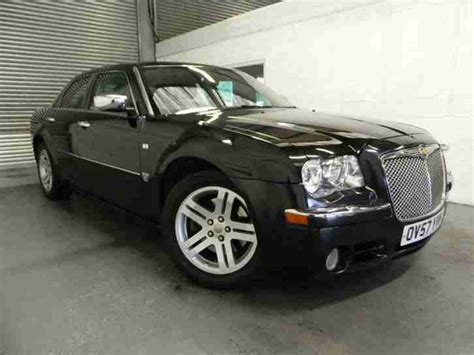 Bentley Grill Chrysler 300 by Chrysler 2007 300c 3 0crd V6 Auto Bentley Grill Low
