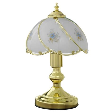 better homes and gardens brass touch lamp walmart com