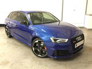 Audi A3 Rs3 For Sale Used 2015 Audi Rs3 Rs3 Sportback Quattro For Sale In