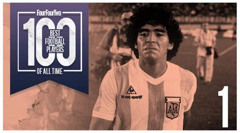 best of diego maradona fourfourtwo s 100 greatest footballers no 1 diego