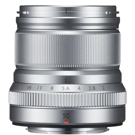Fujifilm Xf 50mm F 2 R Wr Lens fujifilm xf 50mm f 2 r wr lens silver cameraland sandton