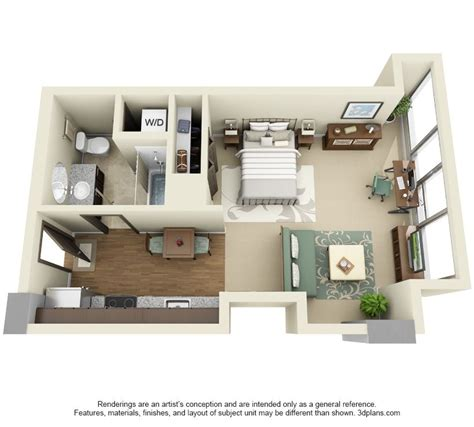 Apartment Layout With Furniture | studio apartment floor plans furniture layout google