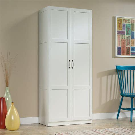 amazonsmile sauder storage cabinet soft white finish