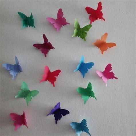 moldes para mariposas de papel tutorial mariposas de papel coleccionista de mil historias