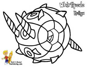 quick pokemon black white coloring pages drilbur scrafty free pokedex