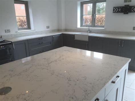 Quartz Worktops Kitchen Design Trend Keep It White And Fresh Granite Line