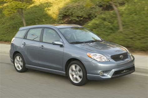 2006 Toyota Matrix Review 2006 Toyota Matrix Picture 94412 Car Review Top Speed
