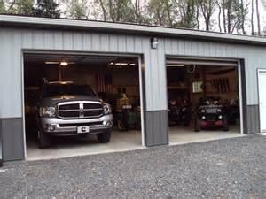 What Is Garage Pole Barn Garage Garage Mancave Workshop Pole Barn