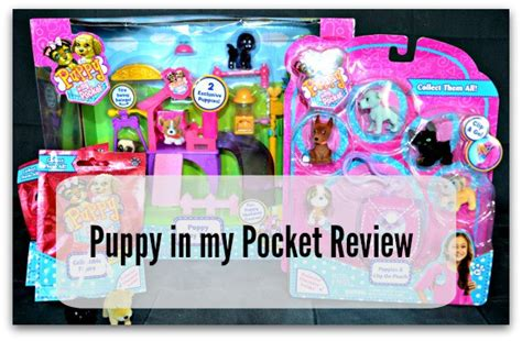 pocket review puppy in my pocket review stressy mummy