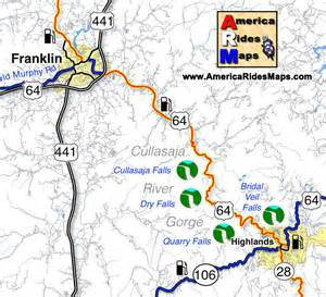 scenic motorcycle rides falls nc travel