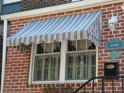 Cloth Awnings For Windows by Jefco Awnings