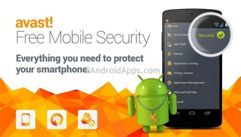 avast mobile security antivirus v3 0 7850 premium apk