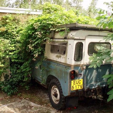 land rover rusty 436 best defender to restore images on pinterest land