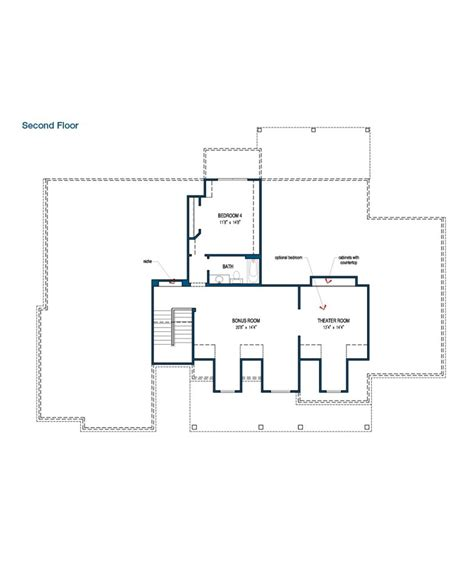 tilson homes floor plans home detail