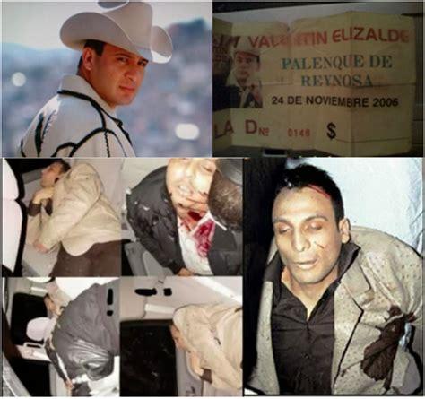 valentin elizalde cadaver las noticias sobre narcotrafico en mexico mundonarco