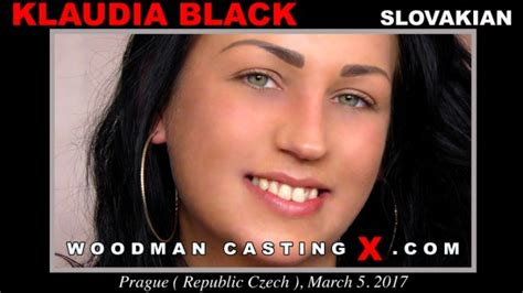 bedroom casting porn klaudia black on woodman casting x official website