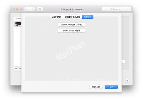 Printer Yang Biasa cara cleaning printer menggunakan mac atau macbook macpoin