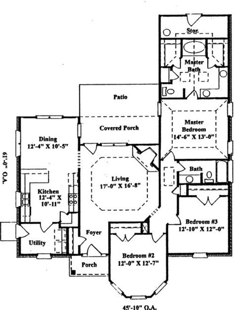 colonial house plan alp 035r chatham design group 3 bedroom 2 bath colonial house plan alp 02pt