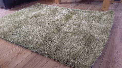 Green Fluffy Rug by Large Fluffy Beautiful Green Rug For Sale In Finglas