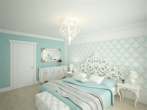 teal bedroom wall ideas