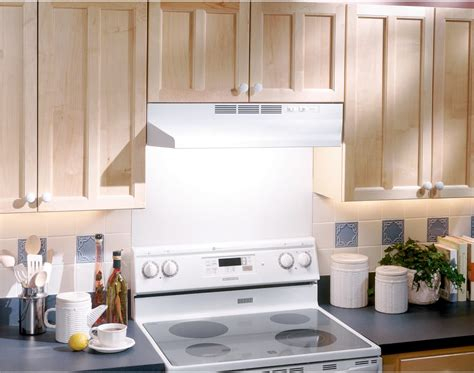 white range hood under cabinet broan 413001 30 inch under cabinet range hood with