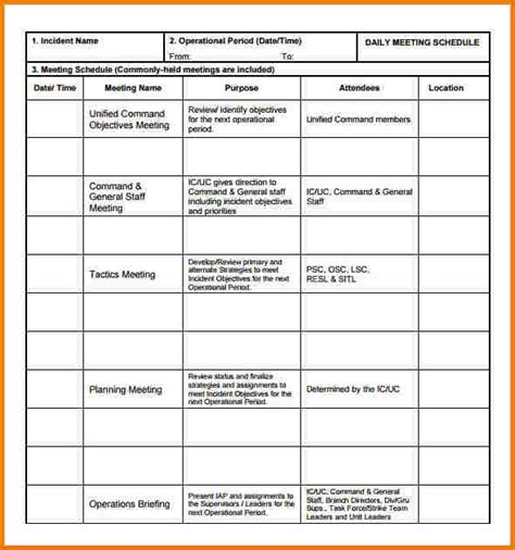 itinerary schedule template meeting itinerary template authorization letter pdf