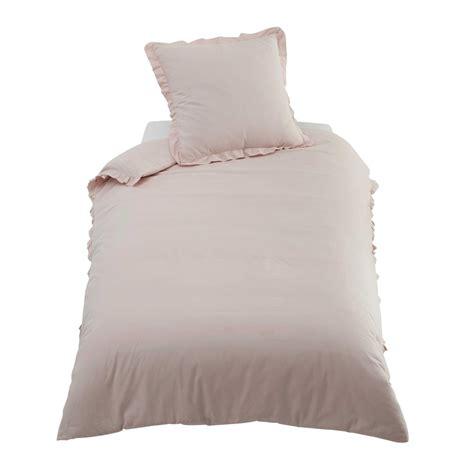 da letto rosa parure da letto rosa in cotone 140 x 200 cm 207 s