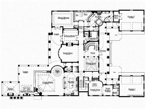 historic plantation house plans antebellum mansion floor plans