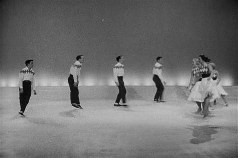 definition of swing dance 1950s footage stock clips
