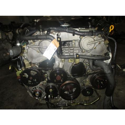 car engine repair manual 2004 infiniti m electronic throttle control used jdm nissan 350z infiniti g35 2003 2004 vq35de 3 5 liter engine automatic rwd transmission
