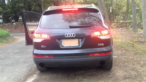 audi q7 led lights audi q7 spyder led lights
