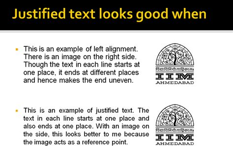html tutorial justify text image gallery justified text