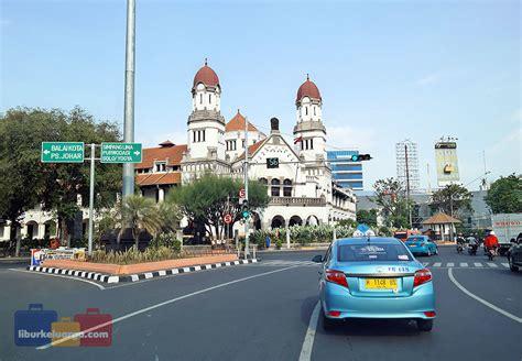 Lu Proji Di Semarang jalan jalan sehari di pandanaran kota semarang