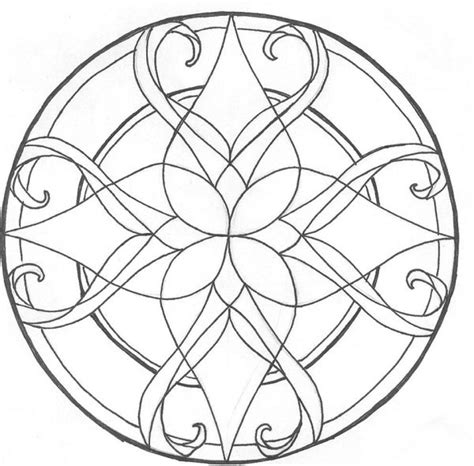 coloring pages stained glass free printable get this printable stained glass coloring pages 78757