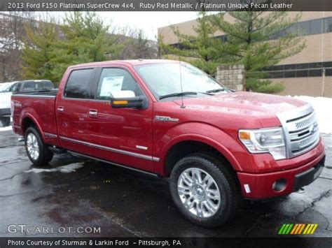 rick honeyman ford 2013 ford f150 platinum supercrew 4x4 in kodiak brown