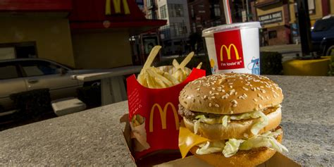 what time does mcdonalds 10 nutritionists reveal what they d order at mcdonald s