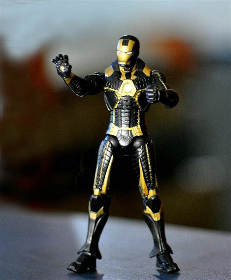 Figure Iron Heroes Marvel marvel universe iron 3 75 quot figure zx104 in figures from