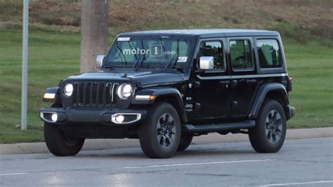 jeep wrangler price range entire 2018 jeep wrangler lineup photographed on road 40