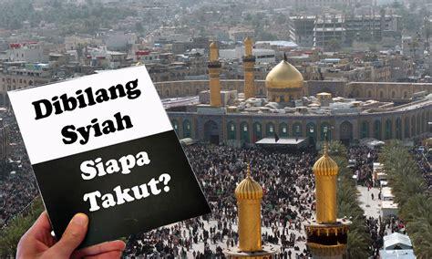Pidato Siapa Takut dibilang syiah siapa takut ahlulbait