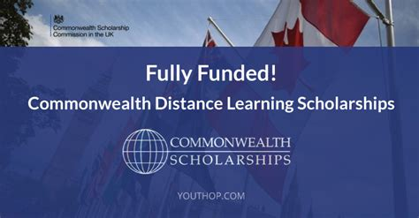 Distance Mba Uk by Commonwealth Distance Learning Scholarships 2017 In Uk