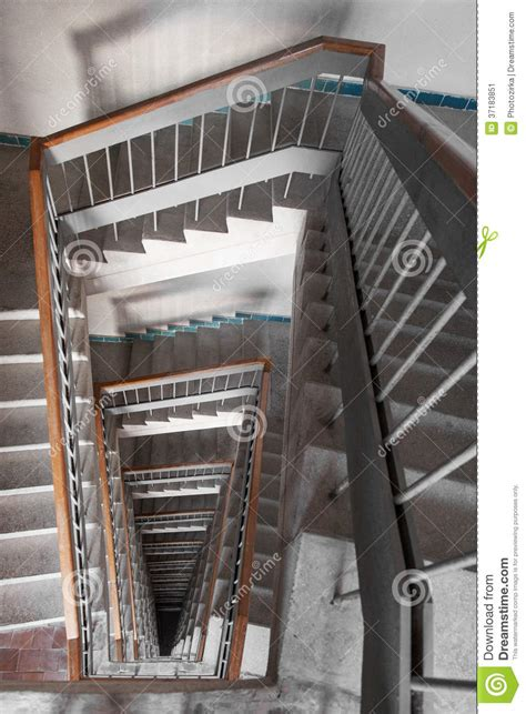 stairwell   building stock image image