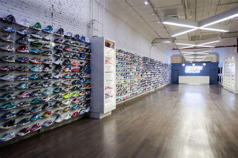 sneaker shopping stadium goods sneaker consignment shop sneaker bar detroit