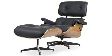 Charles Eames Lounge Chair by Replica Lounge Chair And Ottoman
