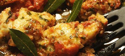 come cucinare il baccalà con pomodoro ricetta baccal 224 al pomodoro cucinarepesce