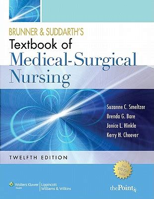 brunner suddarth s textbook of surgical nursing books brunner and suddarth s textbook of surgical