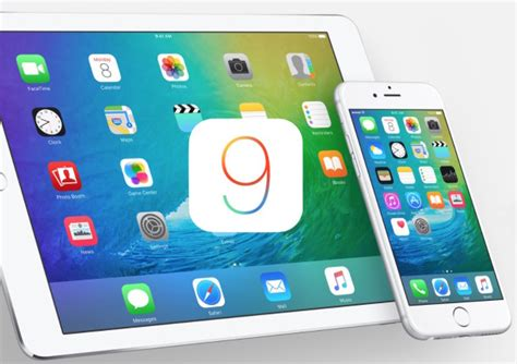 ios iphone ipad ios view ios 9 public beta 1 available to download install now